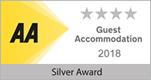 guest house accommodation 2018 award